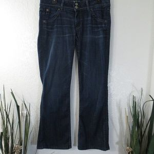 Hudson Jeans Collin Straight Jeans Flap Pocket
